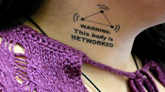 networking human being